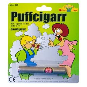 Puffcigarr - Puffcigarr