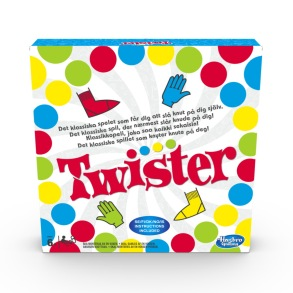 Twister 6+ Hasbro - Hasbro Twister 6+