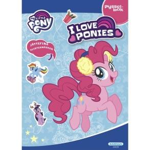 Pysselbok, My Little Pony - Pysselbok, My Little Pony
