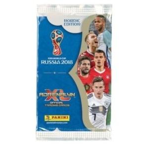World Cup 2018 Fotbollskort Booster - World Cup 2018 Starter Fotbollskort Booster