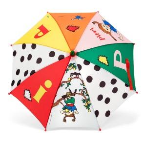 Pippi Långstrump paraply - Micki - Pippi Långstrump paraply - Micki