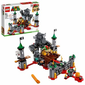 71369 LEGO Super Mario, striden mot slottsbossen bowser – expansionsset 8+ - 71369 LEGO Super Mario, striden mot slottsbossen bowser – expansionsset 8+