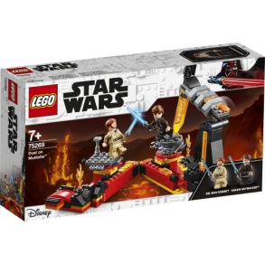 75269 LEGO star wars Duel on Mustafar 7+ - 75269 LEGO star wars Duel on Mustafar 7+