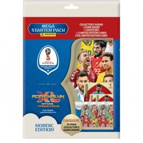 World Cup 2018 Startpaket - World Cup 2018 Startpaket