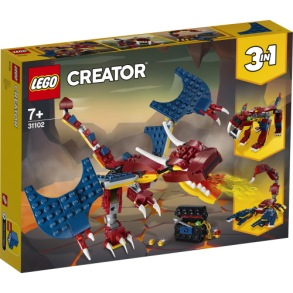 31102 LEGO Creator Elddrake 7+ - 31102 LEGO Creator Elddrake 7+