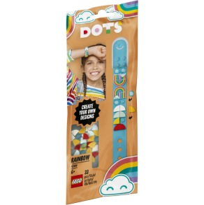 41900 LEGO Dots Armband med regnbåge 6+ - 41900 LEGO Dots Armband med regnbåge 6+