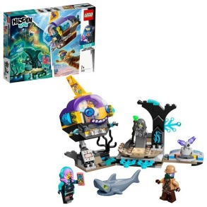 70433 LEGO Hidden side - J.Bs ubåt 7+ - 70433 LEGO Hidden side - J.Bs ubåt 7+