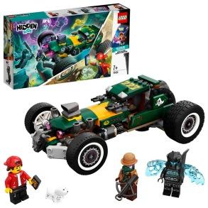 70434 LEGO Hidden side Övernaturlig racerbil 7+ - 70434 LEGO Hidden side Övernaturlig racerbil 7+
