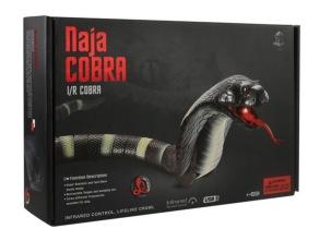 Naja Cobra / Kobra - Inkl usb laddkabel & batterier - Naja Cobra / Kobra - Inkl usb laddkabel & batterier