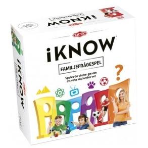 iKNOW Familjefrågespel - iKNOW Familjefrågespel