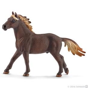 Schleich häst, Mustanghingst, 13805 - Schleich häst, Mustanghingst, 13805