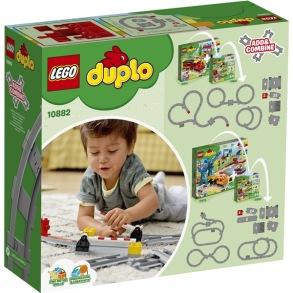 10882 LEGO DUPLO Spår 2+ - 10882 LEGO DUPLO Spår