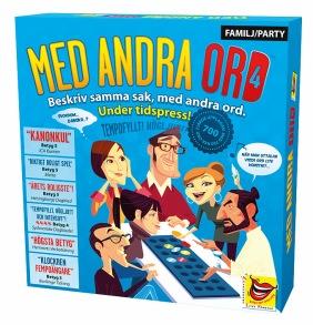 Med Andra Ord 4 Familj/Party - Med Andra Ord 4
