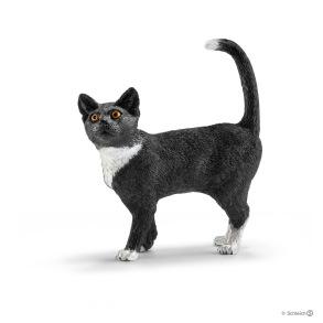 Schleich Katt, Stående 13770 - Schleich Katt, Stående 13770