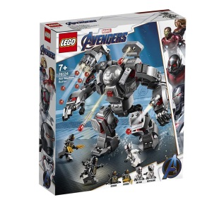 Lego Avengers 76124 War Machine Buster 7+ - Lego Avengers 76124 War Machine Buster 7+