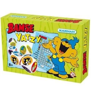 Kärnan Barnspel Bamse Yatzy 5+ - Kärnan Barnspel Bamse Yatzy 5+