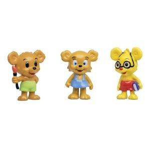 Nalle Maja och Brum och Teddy figurset - Nalle Maja och Brum och Teddy figurset