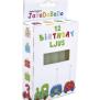 Födelsedagståg - pastell - Jabadabado - Födelsedagsljus