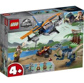 75942 LEGO jurassic world Velociraptor: Räddningsuppdrag - 75942 LEGO jurassic world Velociraptor: Räddningsuppdrag