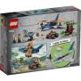 75942 LEGO jurassic world Velociraptor: Räddningsuppdrag