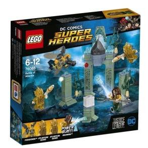 LEGO Super Heroes Striden om Atlantis 76085 - LEGO Super Heroes Striden om Atlantis 76085