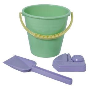 Plasto I'm Green Sandset 3 Delar - Plasto I'm Green Sandset 3 Delar