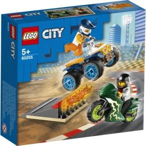60255 LEGO city Stuntteam 5+ - 60255 LEGO city stuntteam 5+