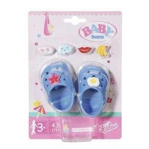 Baby Born Holiday Skor med Pins 43cm - Baby Born Holiday Skor med Pins 43cm