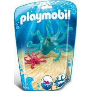 Playmobil Bläckfisk med unge 9066 - Playmobil Bläckfisk med unge 9066