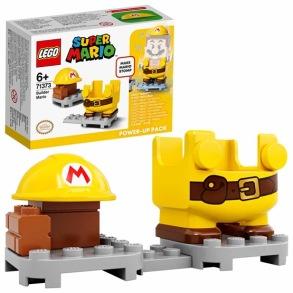 71373 LEGO Super Mario, Builder Mario - Boostpaket 6+ - 71373 LEGO Super Mario, Builder Mario - Boostpaket 6+