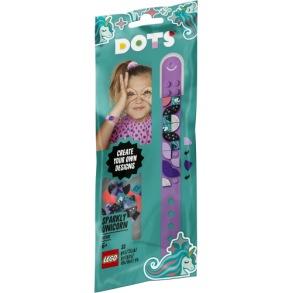 41902 LEGO Dots Armband med glittrande enhörning 6+ - 41902 LEGO Dots Armband med glittrande enhörning 6+