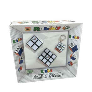 Rubiks kub Family Pack - Rubiks kub Family Pack
