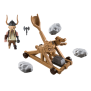 Playmobil 9245 Dragons, Gape med katapult