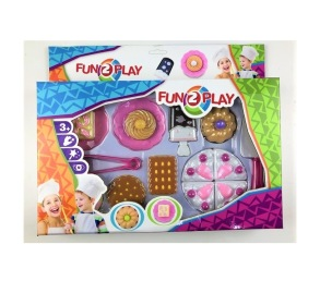 Fikaset, fun2Play - Dessertset, fun2Play