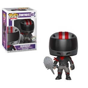 Funko Pop! Fortnite - Burnout 457 - Funko Pop! Fortnite - Burnout 457