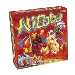 Alibaba and his bucking camel - Alibaba and his bucking camel