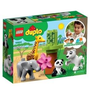 LEGO DUPLO Djurungar 10904 2+ - LEGO DUPLO Djurungar 10904 2+
