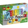 10915 LEGO Duplo Alfabetslastbil 1½+ - 10915 LEGO Duplo Alfabetslastbil 1½+