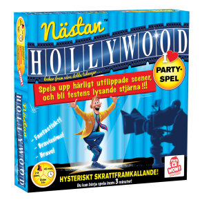 Nästan Hollywood, Familj & Partyspel - Nästan Hollywood, Familj & Partyspel
