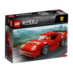 LEGO Speed Champions 75890 - Ferrari F40 Competizione 7+ - LEGO Speed Champions 75890 - Ferrari F40 Competizione 7+