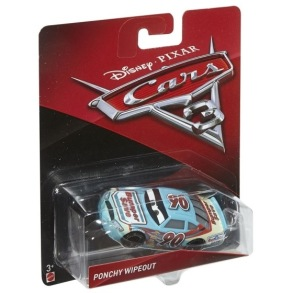 Cars 3 Ponchy Wipeout - Cars 3 Ponchy Wipeout