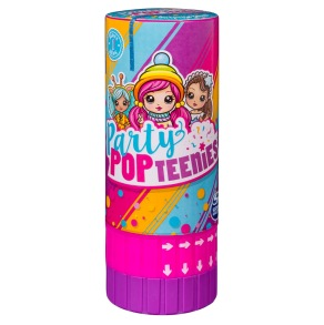 Party Popteenies Surprise Poppers - Party Popteenies Surprise Poppers