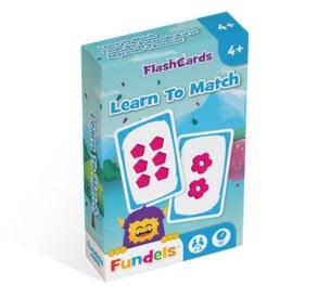 Spelkort - Lär dig para ihop 4+ - Spelkort - Lär dig para ihop 4+