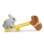 Schleich Ett hem åt kaninen och marsvinet 42500