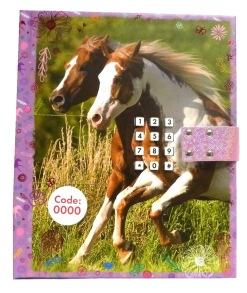 Horses Dreams, Dagbok kod & ljud - Horses Dreams, Dagbok kod & ljud