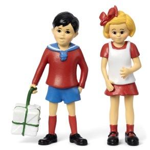 Tommy & Annika Figurer - Tommy & Annika Figurer