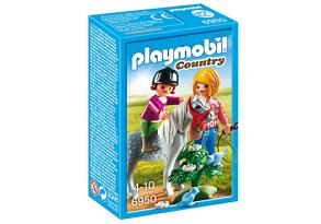 Playmobil 6950, Promenad med Pony - Playmobil 6950, Promenad med Pony