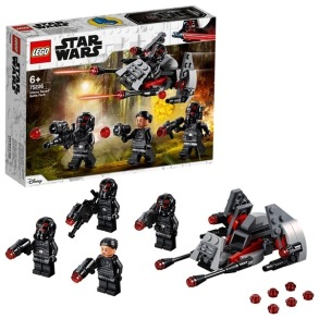 LEGO Star Wars 75226 - Inferno Squad Battle Pack 6+ - LEGO Star Wars 75226 - Inferno Squad Battle Pack 6+