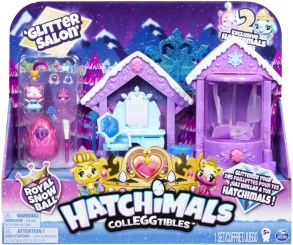Hatchimals Colleggtibles Glitter Salong 5+ - Hatchimals Colleggtibles Glitter Salong