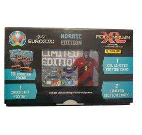 Adrenalyn XL UEFA Euro 2020 Gift Box Nordic Edition - Adrenalyn XL UEFA Euro 2020 Gift Box Nordic Edition